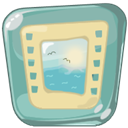 picture, photo, photogallery, gallery PaleGoldenrod icon