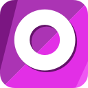 square, Logo, Orkut, google MediumOrchid icon