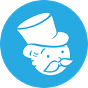 Monopoly DodgerBlue icon
