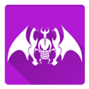 one piece, Gecko moria DarkOrchid icon