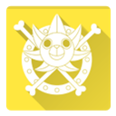one piece, thousand sunny go, thousand, Sunny Goldenrod icon