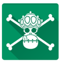 wapol, one piece Teal icon