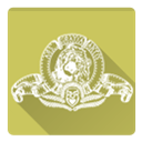 Metro, Goldwyn, mayer, metro goldwyn mayer DarkKhaki icon