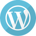 blog, Wordpress, internet, Social, web, Connection, Communication MediumTurquoise icon