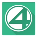 Four, Fantastic MediumSeaGreen icon