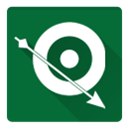 green, green arrow, Arrow ForestGreen icon