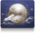 night, weather DarkSlateGray icon