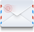 Email Lavender icon