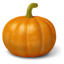 Game, vegetable, kitchen, Restaurant, Holiday, Prize, squash, Coocking, pumpkin, dinner, Fruit, garden, Cook, Cooking, funny, gourd, food, Fun, halloween, scary, harvest Black icon