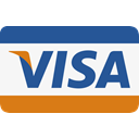 payment, method, card, visa WhiteSmoke icon