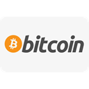 Bitcoin, payment, method WhiteSmoke icon