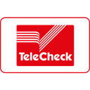 checkout, card, online shopping, Cash, Service, payment method, telecheck Red icon