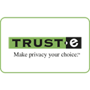 truste, trust-e, payment method, money transfer, online shopping, Service, checkout Black icon