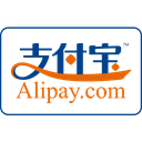 card, Alibaba, Alipay, Service, checkout, payment method, online shopping Black icon