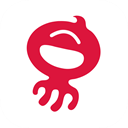 China, chinese, Weibo, netease Crimson icon