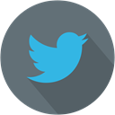 Social, social network, network, twitter, Longico DimGray icon