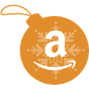 Ball, Amazon, christmas Peru icon
