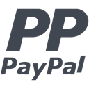 paypal DarkSlateGray icon