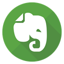 Planner, Evernote, Notes OliveDrab icon