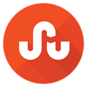Stumble upon, stumble OrangeRed icon