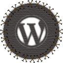 yama, Patch, social network, write, Wp, Wordpress, writer, Blogging, seam, blog, Social, writing DarkSlateGray icon