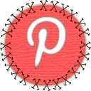 Patch, seam, Social, yama, interest, social network, pinterest Tomato icon