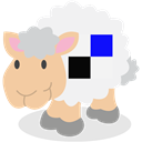 Delicious, social network, Sheep WhiteSmoke icon