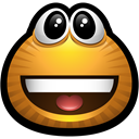 happy, monster, monsters, smile, smiley, Avatar Black icon