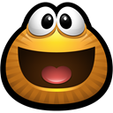 monster, monsters, happy, smiley, Avatar, smile Black icon