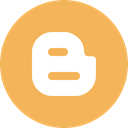 Bloger, google SandyBrown icon
