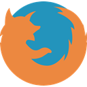 mozilla, Browser, Firefox Coral icon