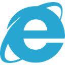 internet, Explorer, Browser, Ie LightSeaGreen icon