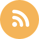 feed, Rss SandyBrown icon