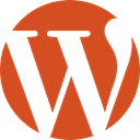 Wordpress, theme Chocolate icon