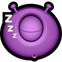 Avatar, monster, monsters, Alien, Emoticon, Cyclops MediumOrchid icon