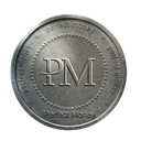 silver, Money, perfectmoney, perfect DimGray icon
