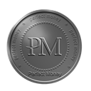 perfectmoney, perfect, Money, coin DimGray icon
