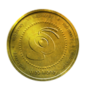 coin, gold, Ant, webmoney DarkGoldenrod icon