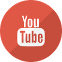 movie, video, youtube, film, watch IndianRed icon