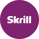 Money, payment, skrill, transaction Purple icon