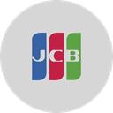 Money, shopping, Jcb, payment LightGray icon