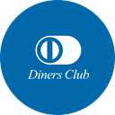 Money, payment, diners club DarkCyan icon