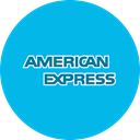 payment, American express, shopping, Money DeepSkyBlue icon