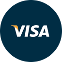 visa, payment, Money, shopping MidnightBlue icon