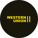 Currency, Money, western, payment, Finance, western union, union Black icon