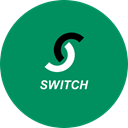 switch, payment Teal icon