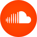 Soundcould OrangeRed icon