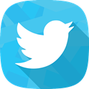 twitter, social network MediumTurquoise icon