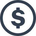 economy, financial, Business, Atm, Price, Shop, Finance, ecommerce, Conversion, Bank, sign, Cash, buy, Dollar, Money, coin DarkSlateGray icon