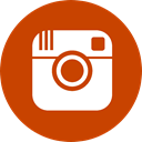 Instagram, Brown instagram, instagram logo, selfie Chocolate icon